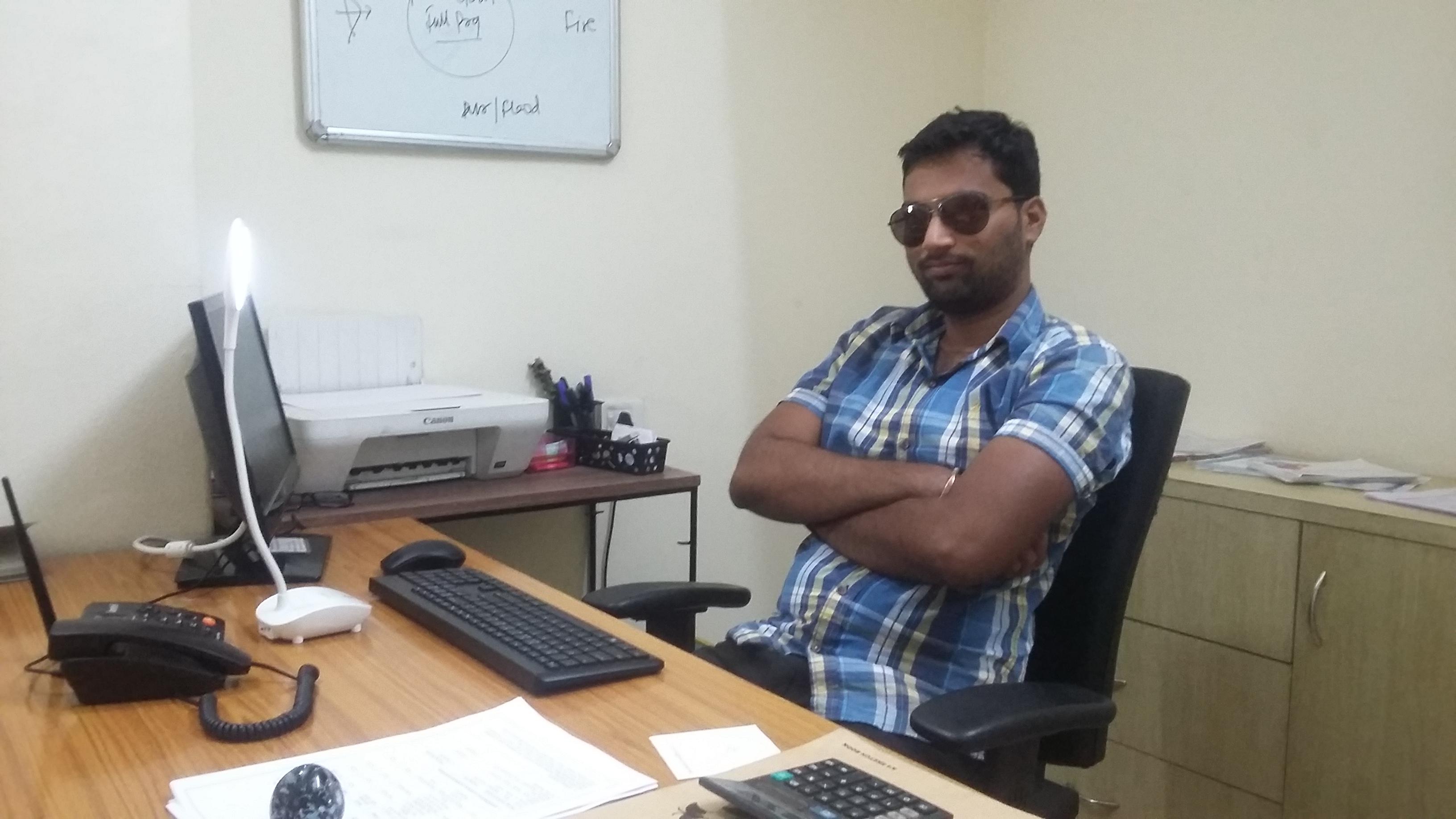 Harshad Sabale